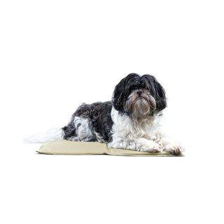 Furhaven Pet Cooling Pad Pupicicle Cooling Gel Dog Mat Medium