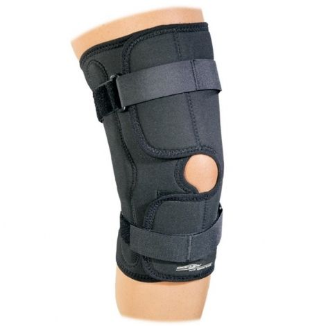 4f31758bd6 Donjoy Economy Drytex Hinged Knee Brace -- JointHealing.com ...