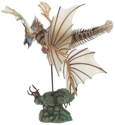 "Amazon.com: McFarlane Toys 6"" Dragons Series 3 - Water Clan 3: Toys & Games"