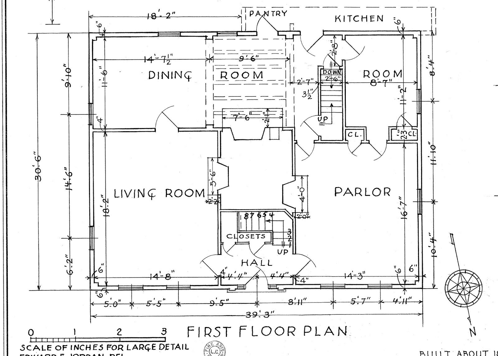 The Persistence of the Saltbox Floor Plan