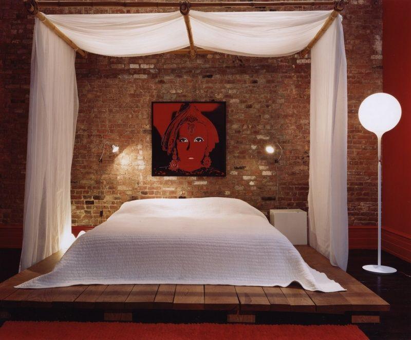 Das Romantische Fabelhafte Himmelbett Ziert Nicht Meht Nur Die Bettkammer  Von Königen Und Adligen. Heute Hat Das Klassische Bett Ein Modernes