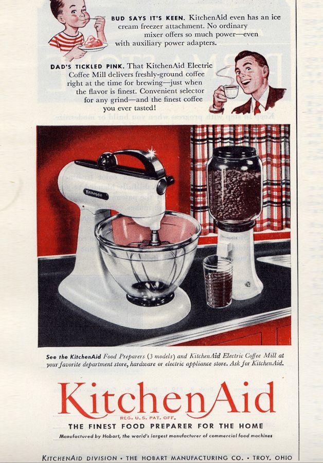A Look Back 15 Vintage Household Ads Vintage Kitchen