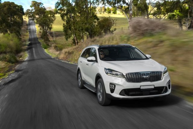 2019 Kia Sorento Redesign Changes With Images Kia Sorento