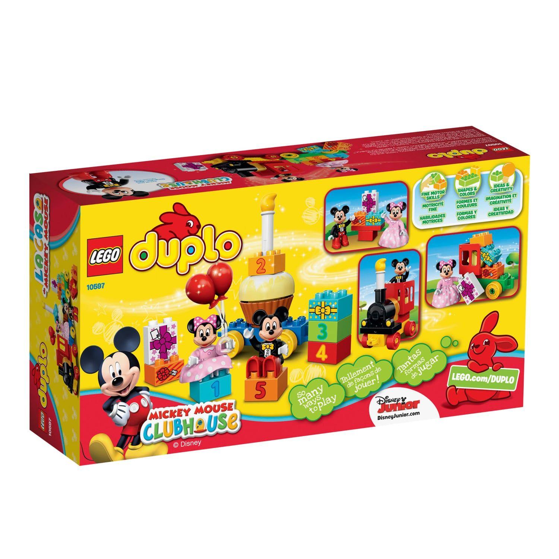 Disney S Mickey Mouse Lego Duplo Mickey Minnie Birthday Parade 10597 Mouse Ad Lego Disney Mickey Lego Duplo Disney Mickey Mouse Clubhouse Shop Lego