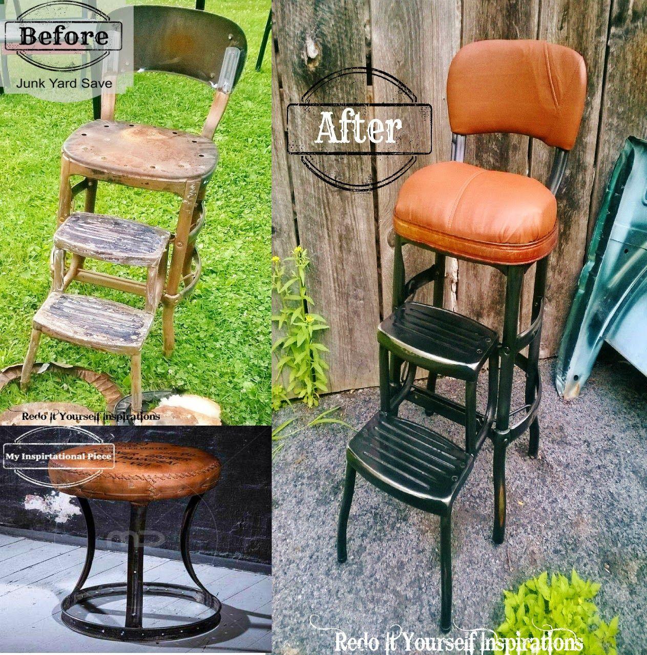 Furniture revivals repurposing upcycling and refinishing DIY