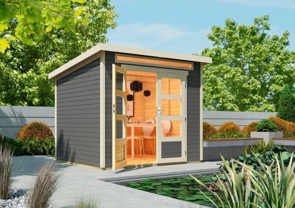 Wolff Gartenhaus Venlo A Bxt 265x236 Cm Kaufen Otto Flachdach Gartenhaus Gartenhaus Gartenhaus Pultdach