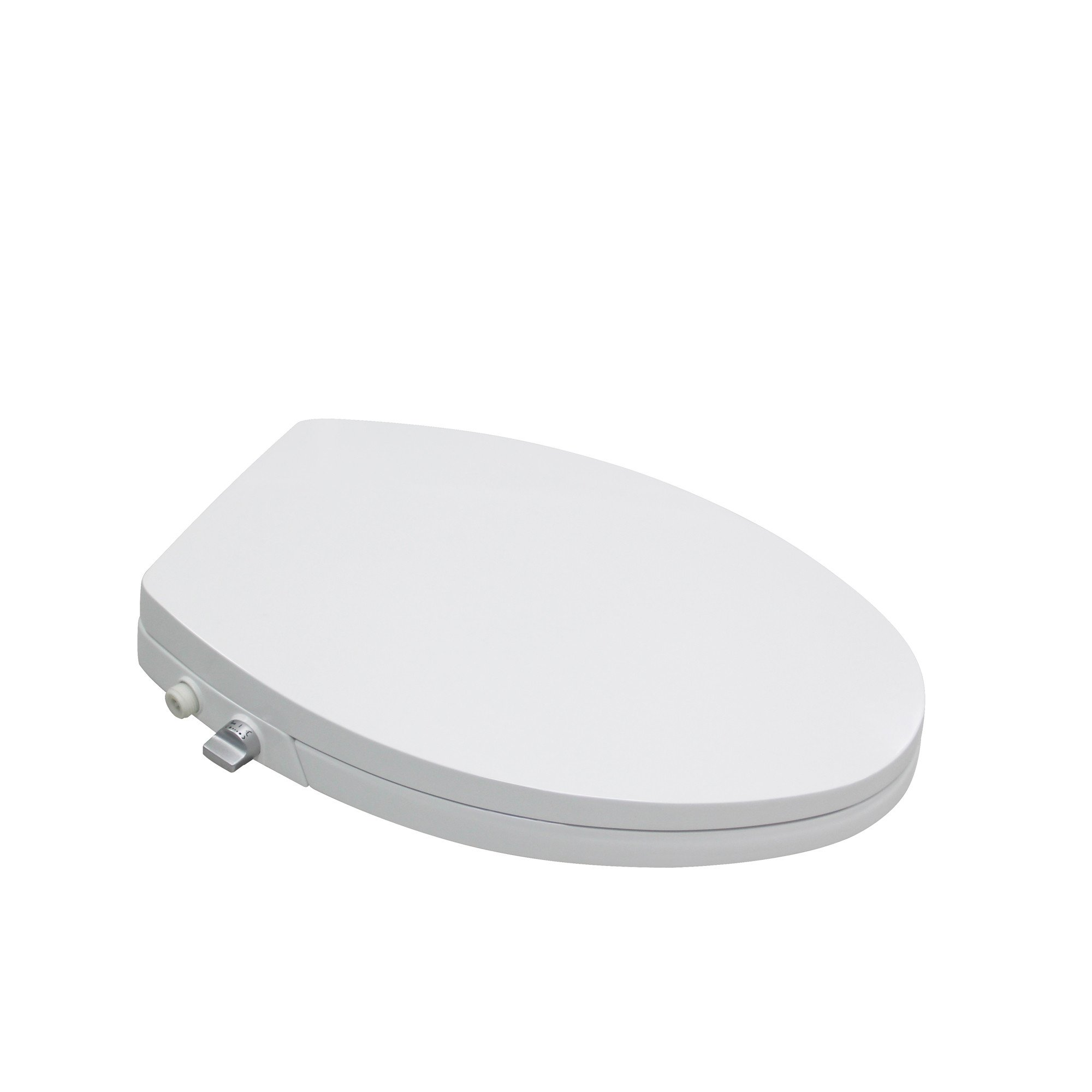 Pleasant Bidet Seat With Dual Nozzles Soft Close Toilet Seat Aim Gmtry Best Dining Table And Chair Ideas Images Gmtryco