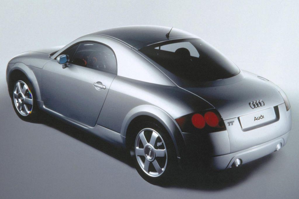 Audi Tt Concept Car 1995 Art Pinterest Cars
