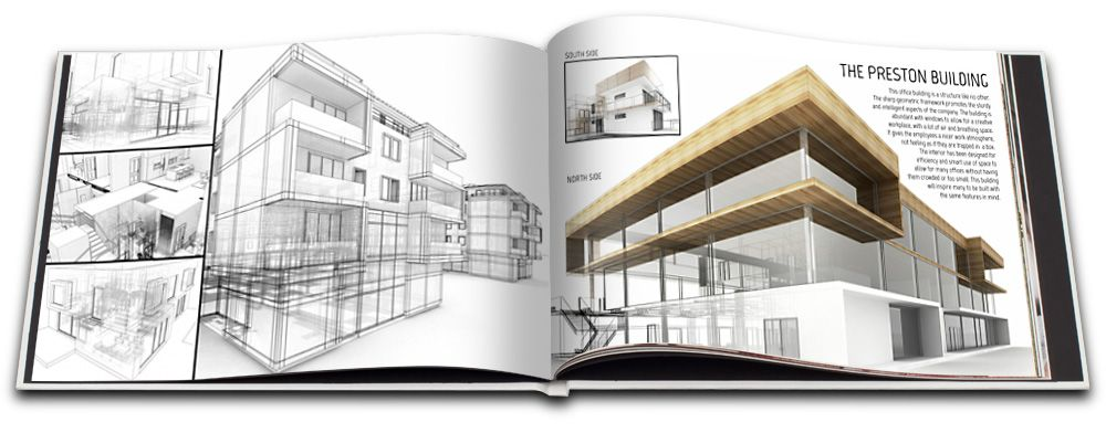 Architecture Professional Portfolio Layout Google Search