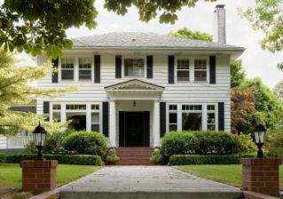 Doors for Colonial Style Homes | Colonial Home Plans – Colonial ...