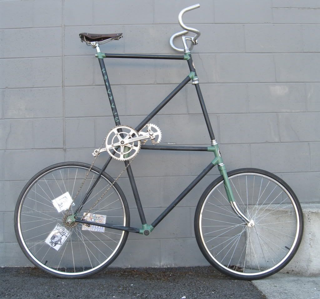 Culture Les Velos Echaffaudages Ou Tall Bike Velo Bicyclettes