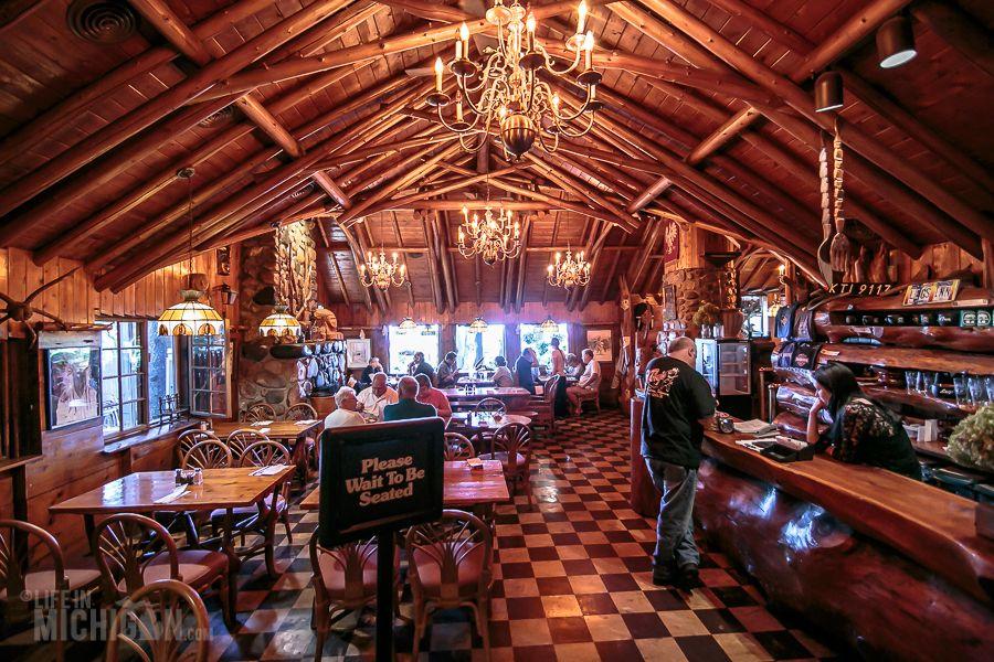 Legs Inn A Polish Delight Inn Michigan Historical Sites