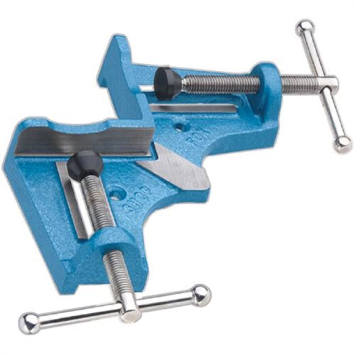 Small Cast Iron Wood Or Metal Corner Angle Miter Frame Vice Clamp