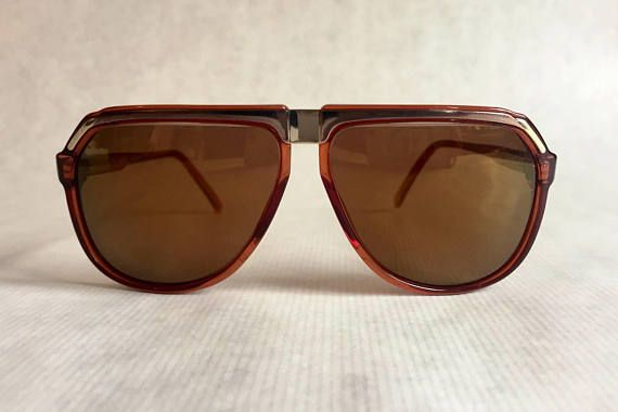 f8fb3ca180a6f GUCCI GG 1300 Vintage Sunglasses Made in Italy New Old Stock ...