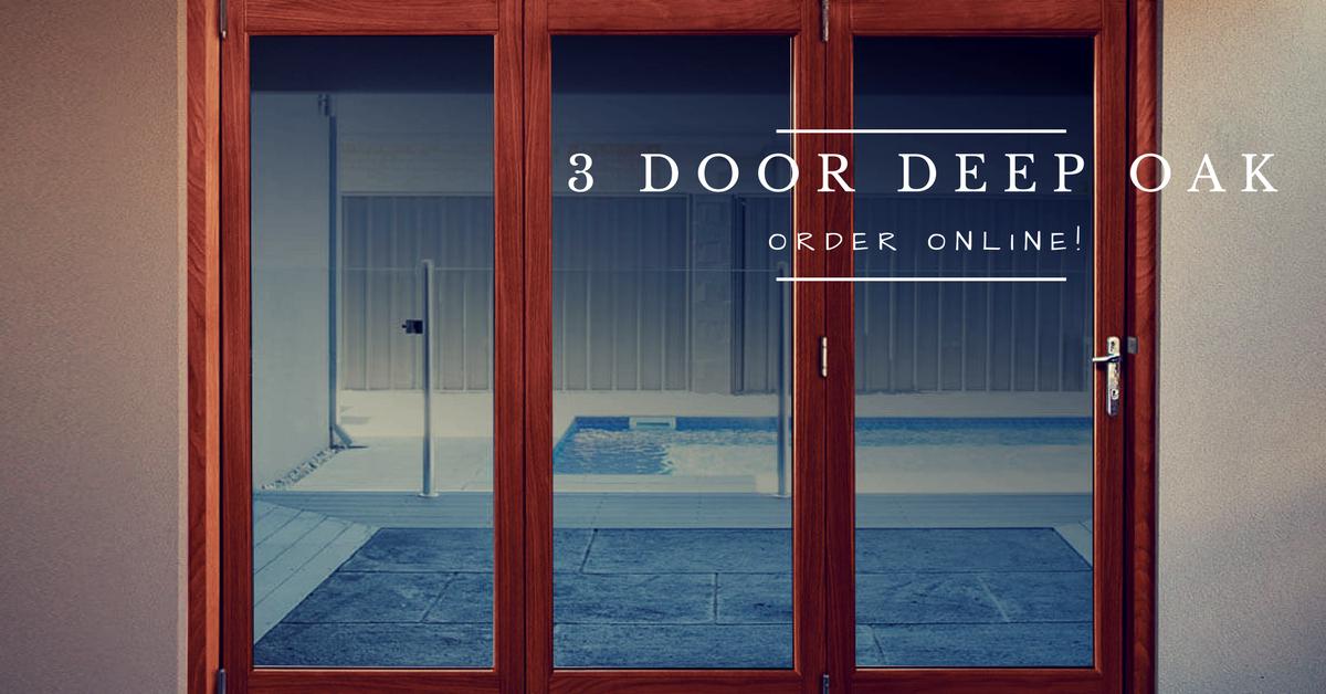 3 Door Deep Oak From 429500 Order Online Check Out Http
