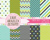 Digital Paper from Etsy: use for daily planner design!