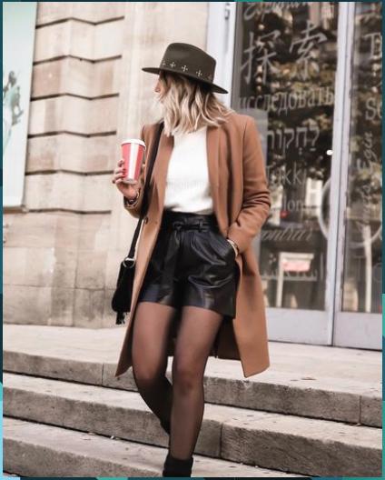 Photo of Skirt; T-Shirt; Sweater Skirt; Fashion Skirt; Street Beat Skirt; Young Girl;Wear…