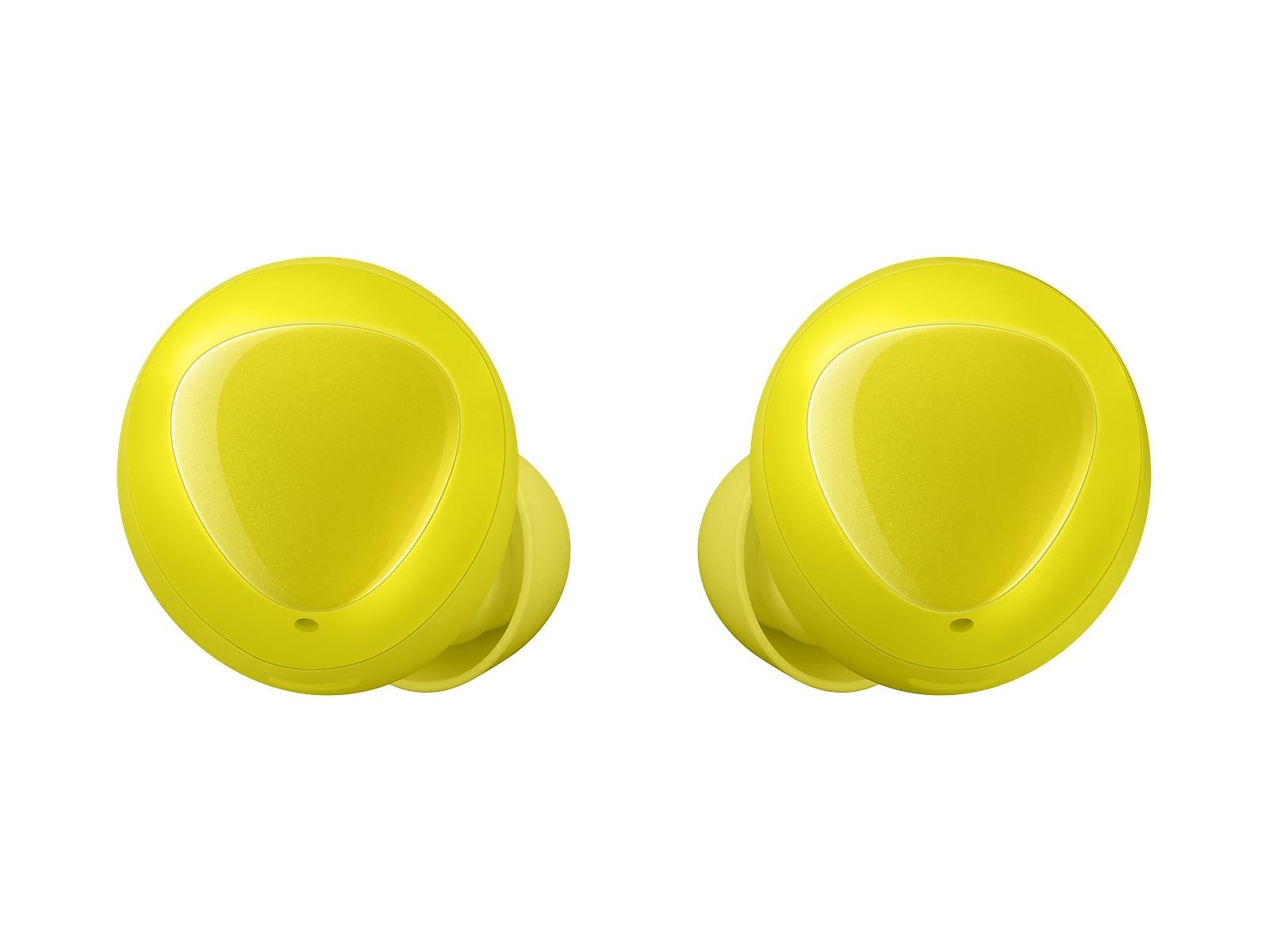 Galaxy Buds Yellow Wireless Charging Case Included Samsung Us Samsung Us Samsung Samsung Galaxy Wireless Earbuds
