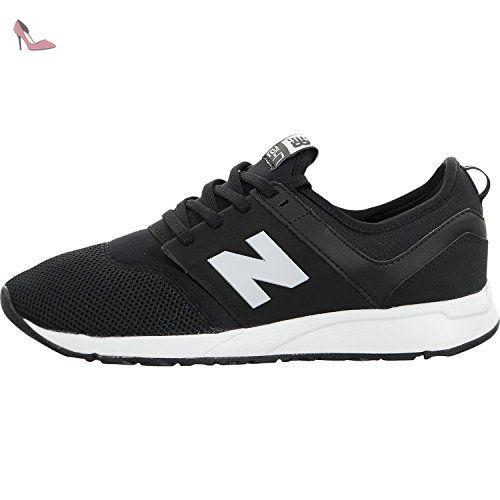 new balance noir et couleur