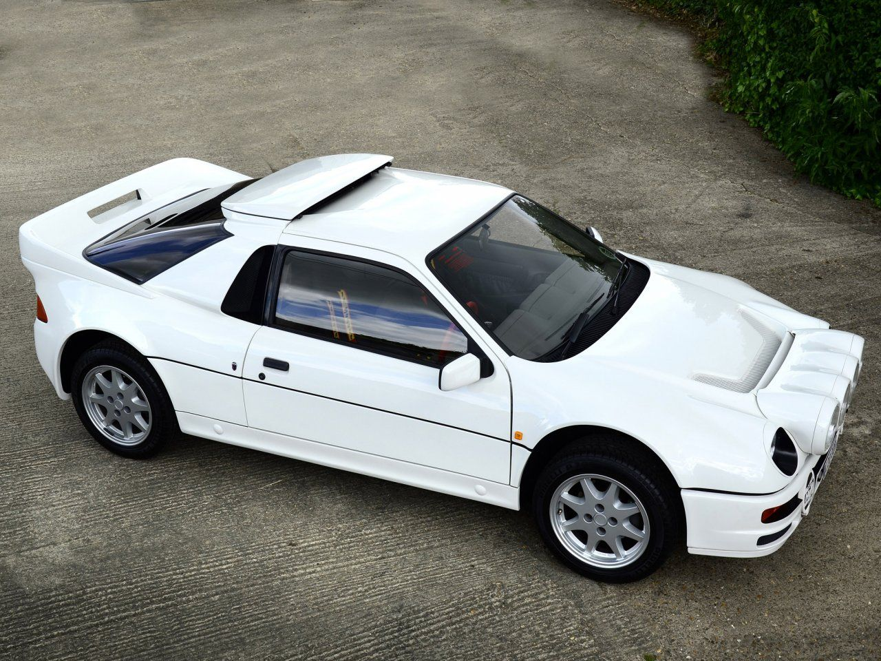 1986 Ford Rs200 Evolution Auto