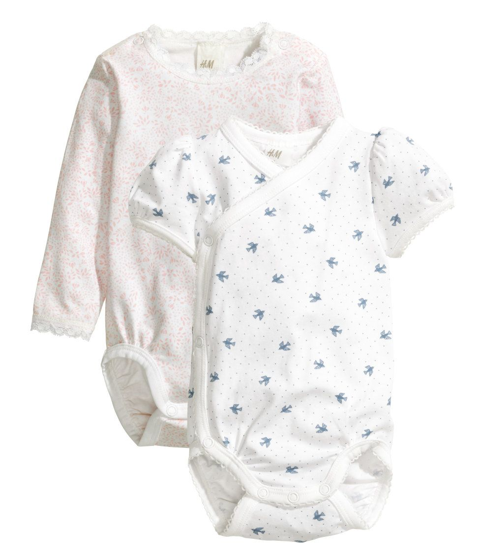 Baby Bodys H&M