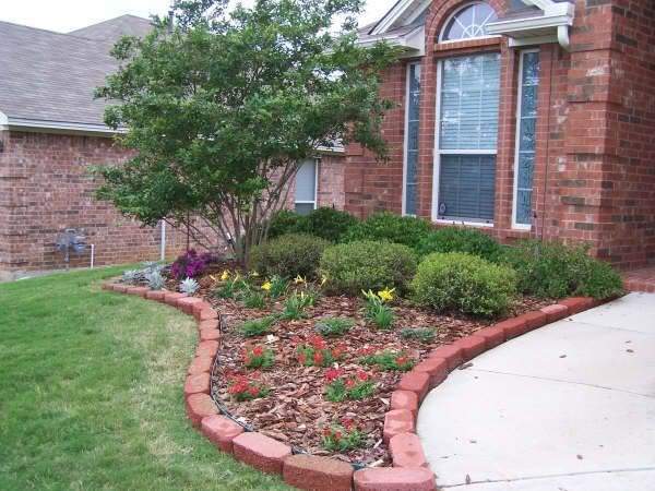 Texas Landscaping Ideas For Front Yard Google Search