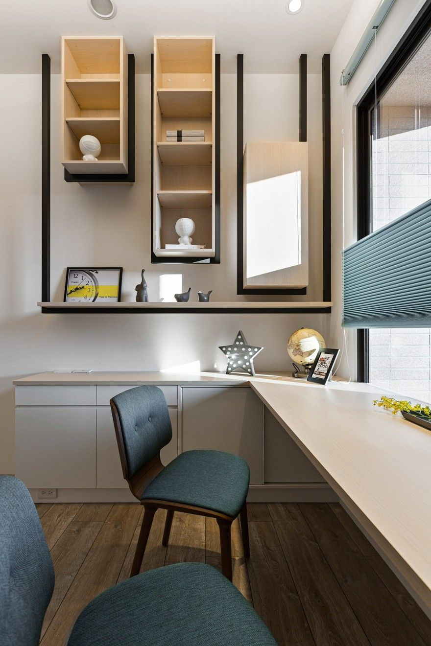 contemporary hsinchu apartment with a defining mixture of styles rh pinterest com