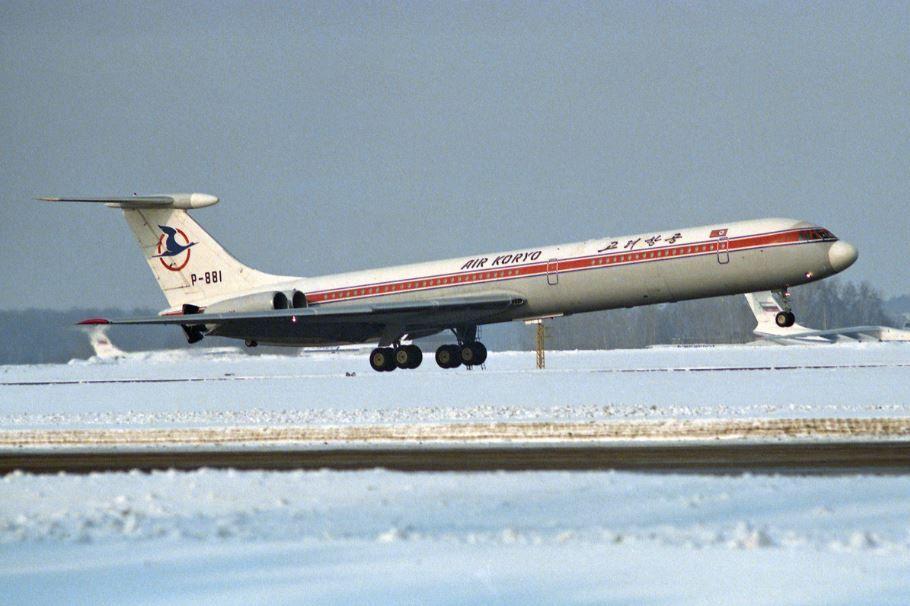 Air Koryo Ilyushin IL62