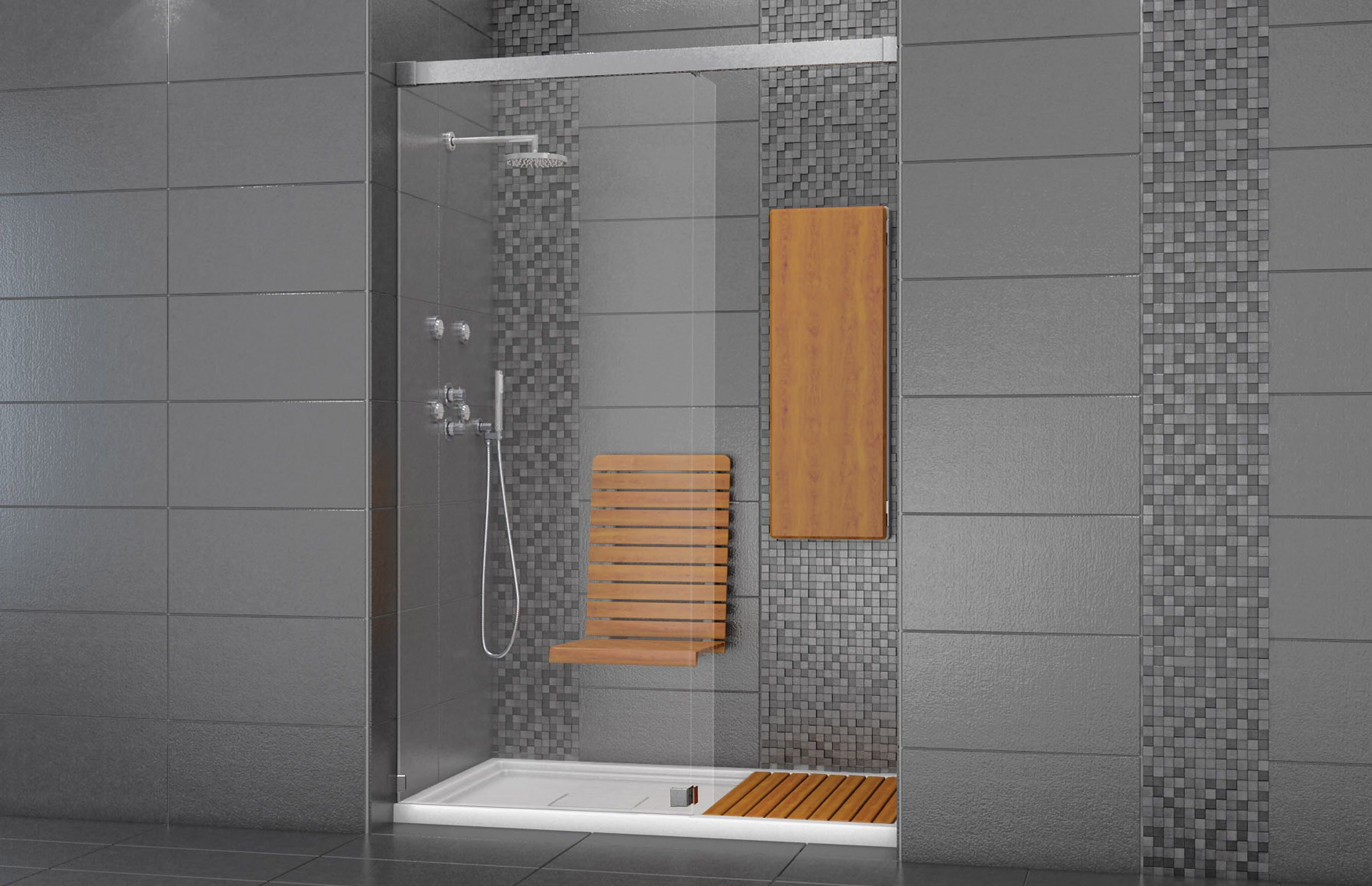 cramique douche  Recherche Google  Salle de bain  Pinterest  Douche Salle de Bain et Salle