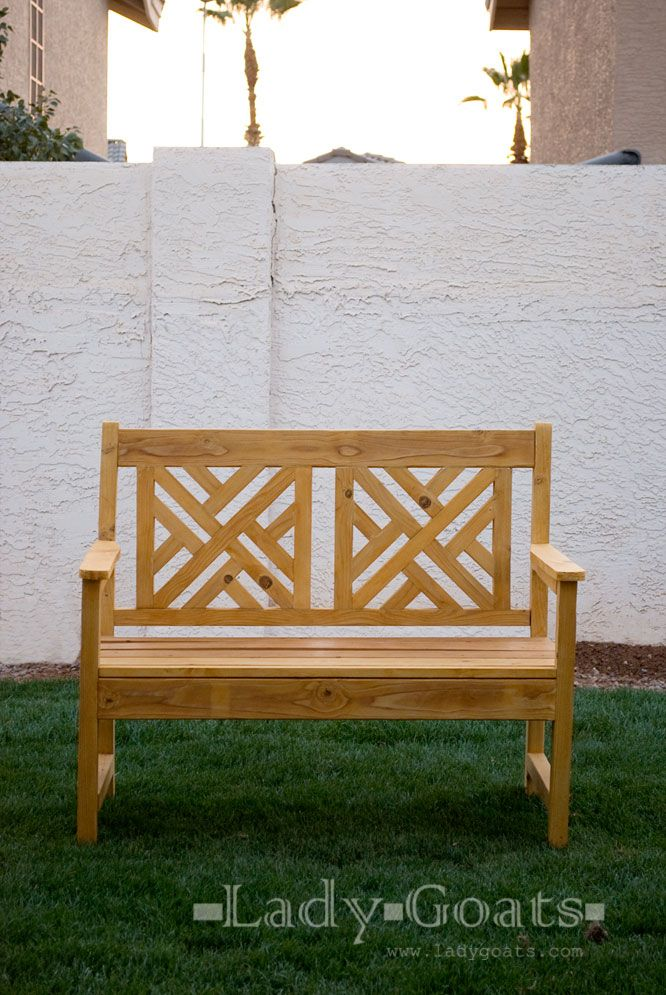 Free Chippendale Bench Plans Furniture Makeovers And