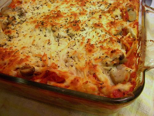 baked spaghetti simple recipe