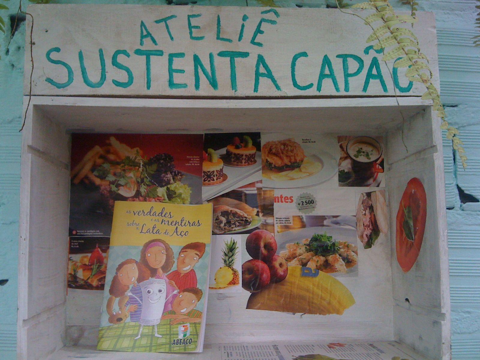 O pão de mel que é produzido no Sustenta Capão deixa as boas idéias mais doces.