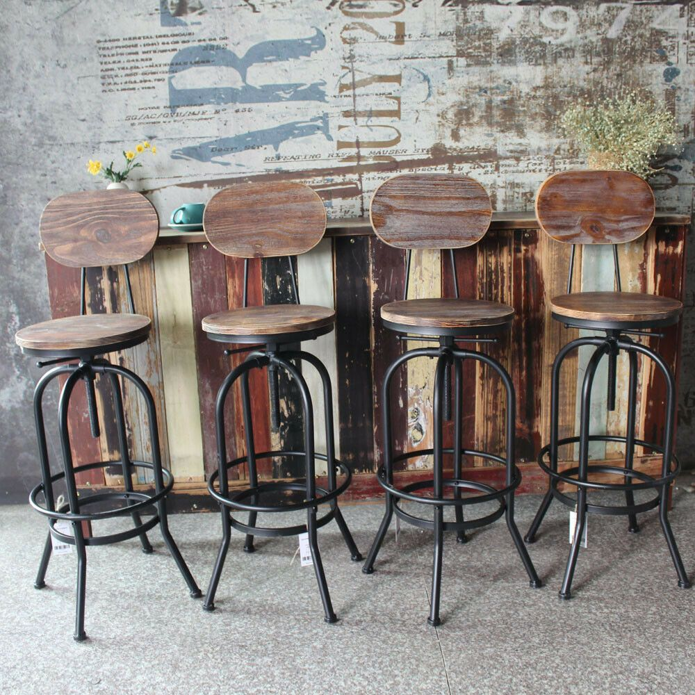 Top Image Kitchen Chairs Industrial