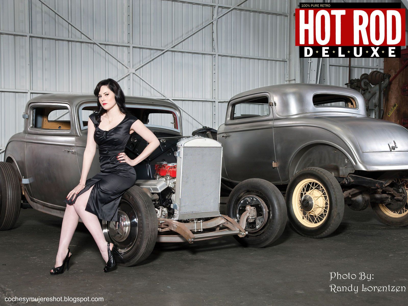 Chicas Y Tuning Bello Autos Pinterest Rat Rod Girls Low