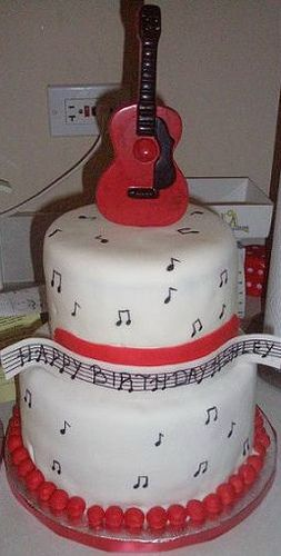 Guitar Edible Cake Toppers Edible guitars Yes Check out these