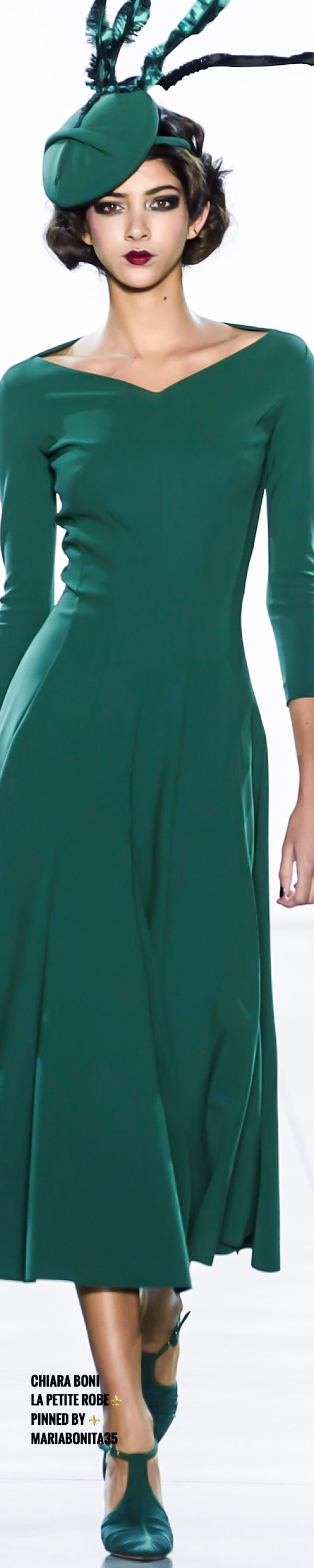 Petite robe retro chic