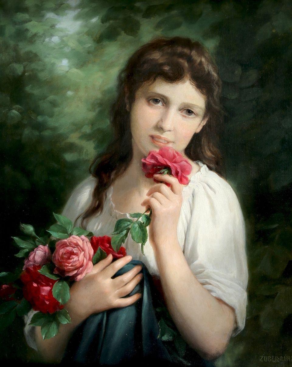 красивые фото картин художников первый