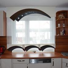 kueche-5 … | Küchengardinen, Vorhänge wohnzimmer und Gardinen