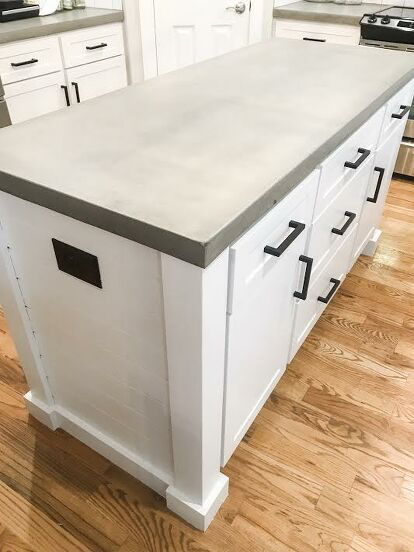 Diy Concrete Countertops Concrete Countertops Diy Concrete