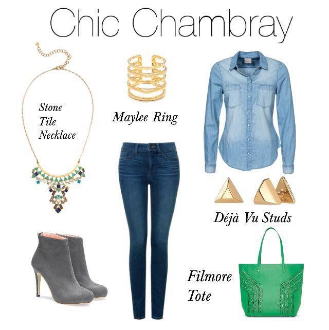 Chic Chambray