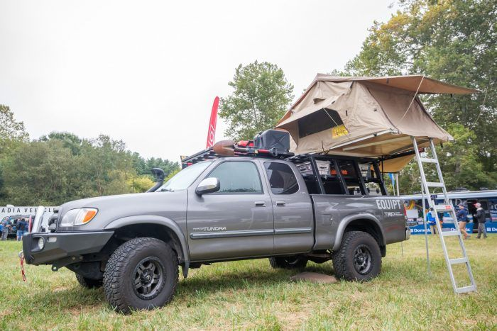 Rooftop Tents A Primer Gearjunkie Roof Top Tent Expo East Tent