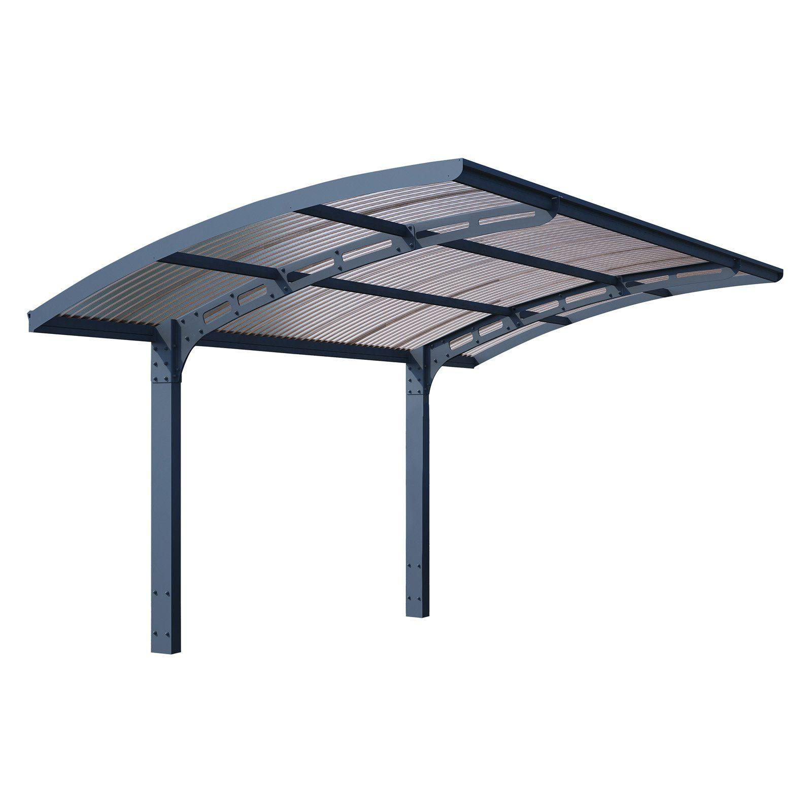 Palram Arizona Wave 5000 10 X 16 Ft Carport In 2020 Carport Polycarbonate Roof Panels Polycarbonate Panels