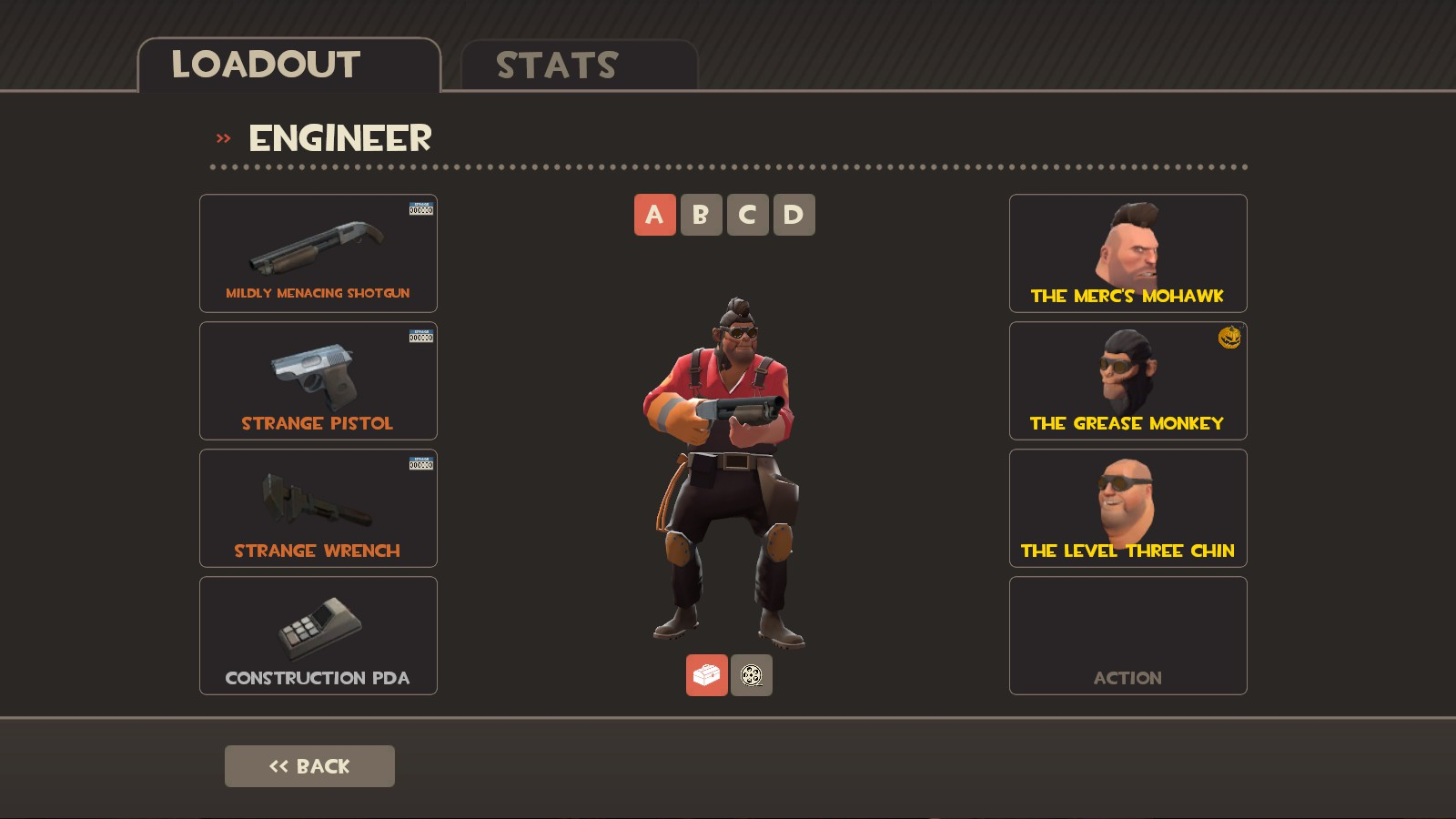 Give This Loadout A Name Games Teamfortress2 Steam Tf2