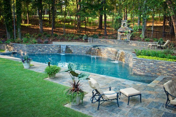Unique swimming pools images swimming pool website 1 for Pool design unique