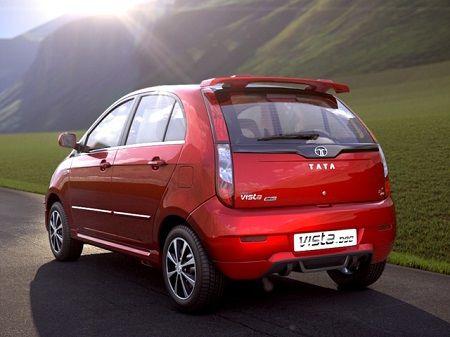 Tata Motors recently launched its diesel engine Tata Vista