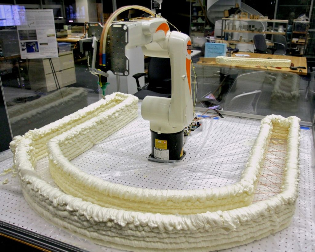 Architects are starting to 3D print houses—but without a