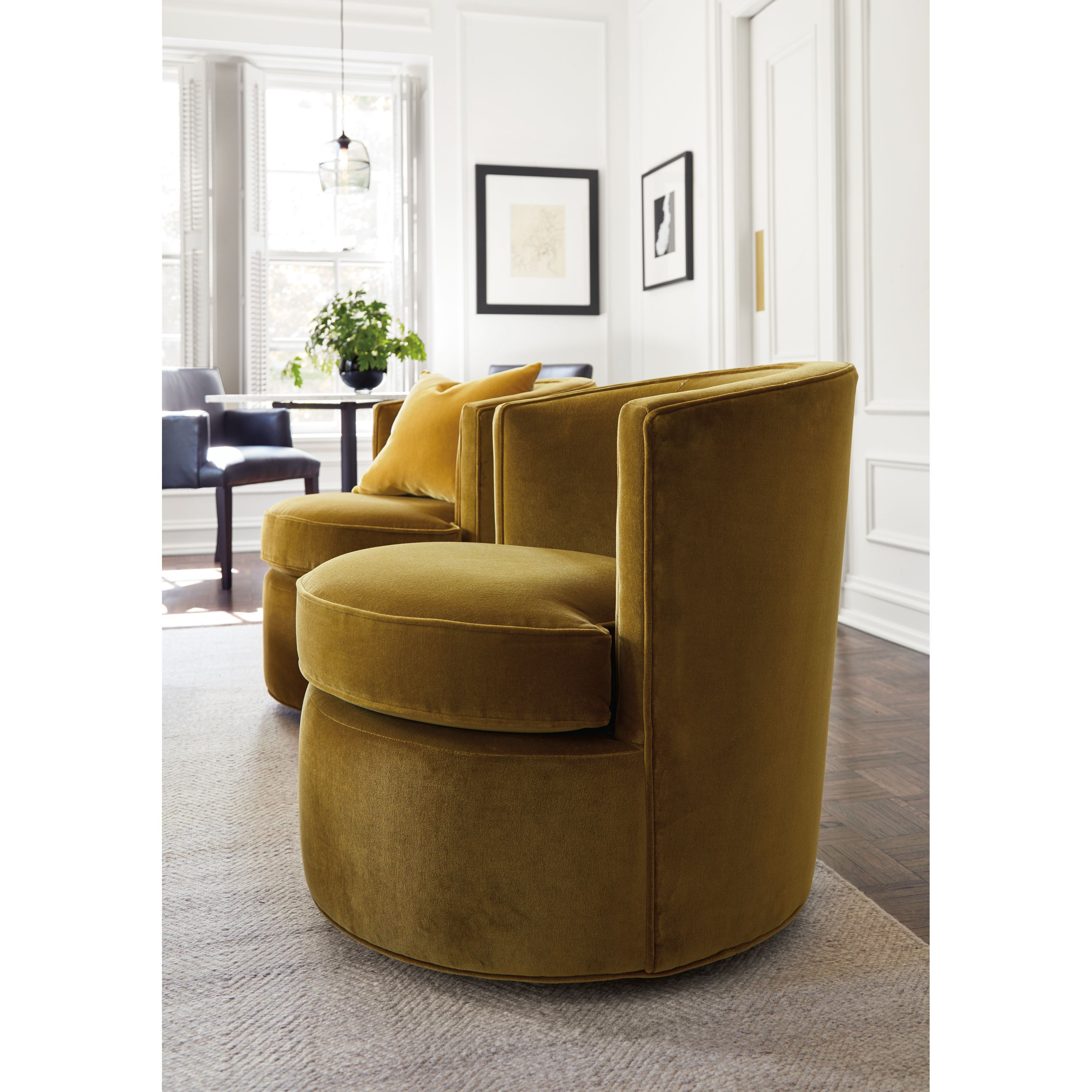 Otis Swivel Chair Modern Accent Lounge Chairs Modern Living Room Furniture Room Board Swivel Chair Living Room Modern Furniture Living Room Modern Swivel Chair