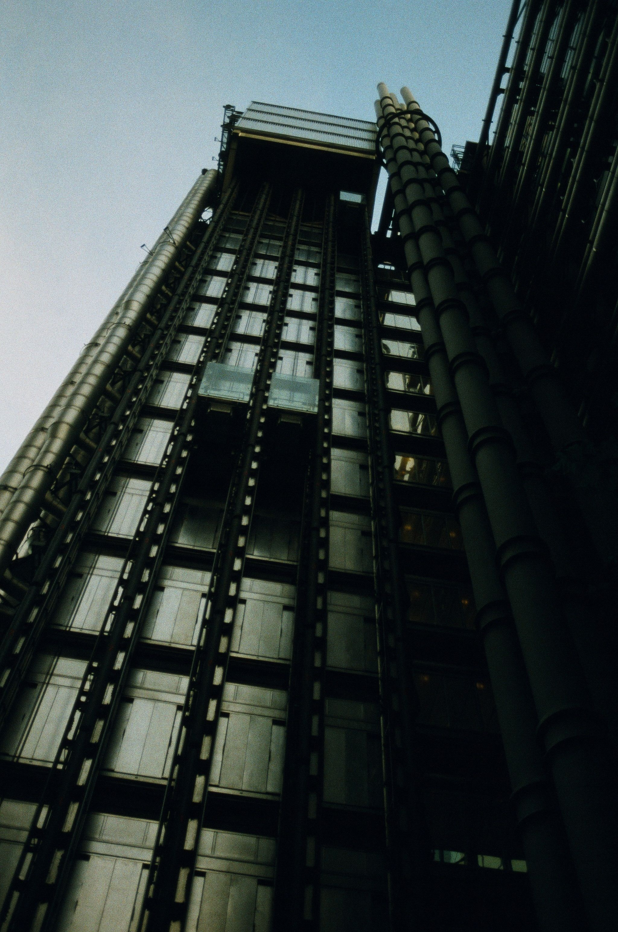 London, United Kingdom. 35mm Film Photography
