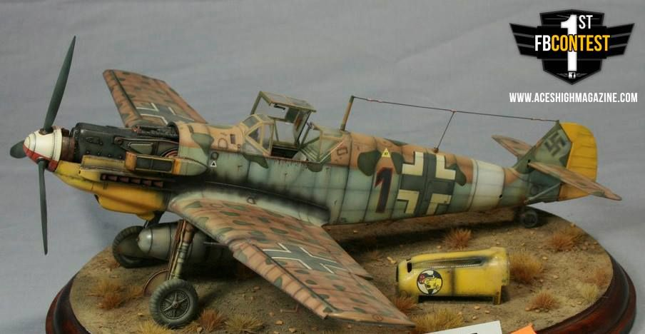 Messerschmitt Bf 109 E-7 Aircraft 1:32 Plastic Model Kit TRUMPETER