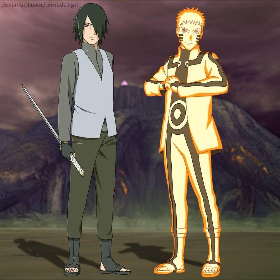 Check Out Iennidesign S Art On Deviantart Browse The User Profile And Get Inspired Naruto Uzumaki Hokage Naruto And Sasuke Wallpaper Naruto And Sasuke